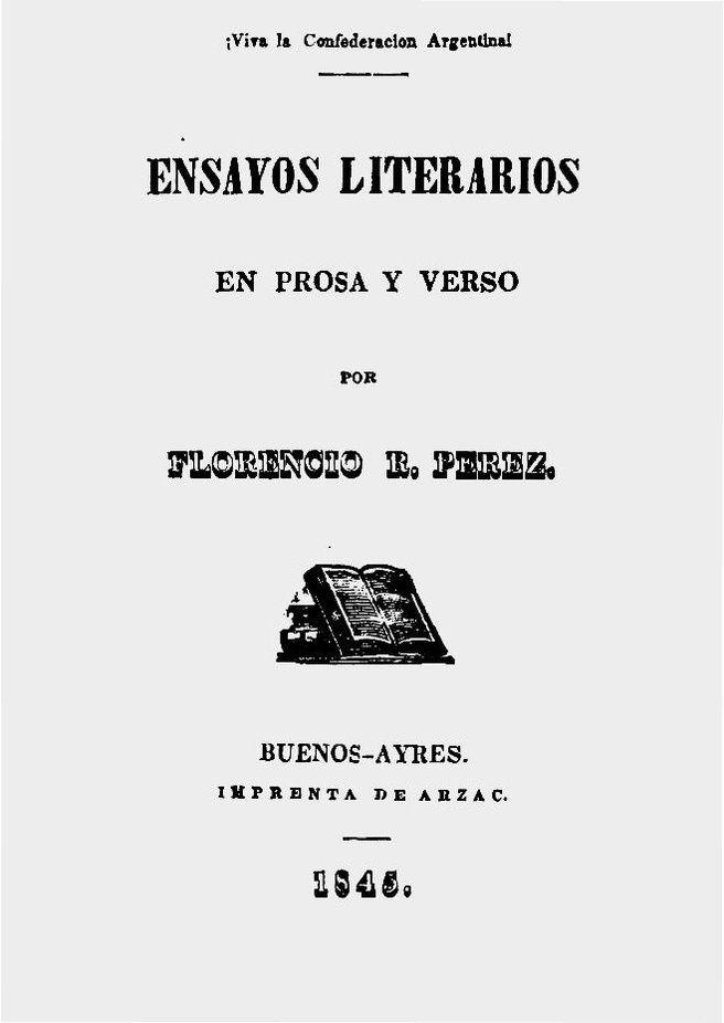 Ensayo Literario