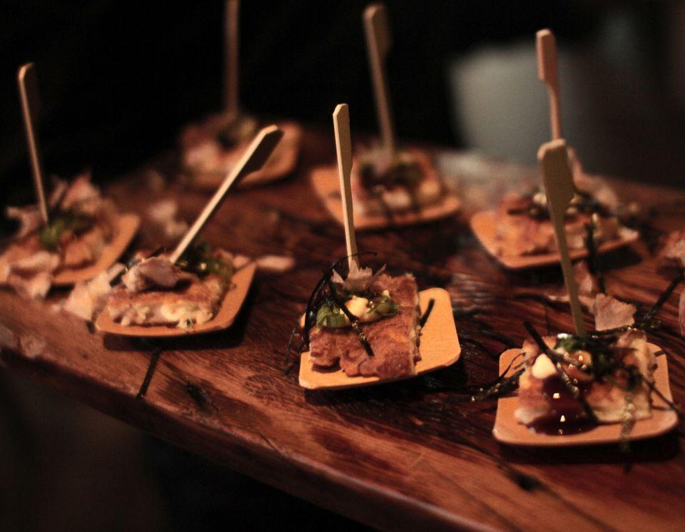 Kyo montreal izakaya sushi bar for Aix cuisine du terroir montreal