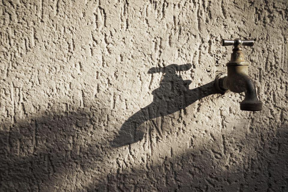 Exterior faucet