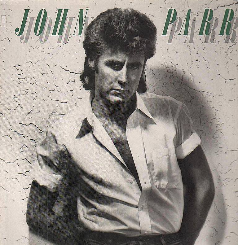 John Parr made a splash in America with his debut, self-titled 1984 LP.