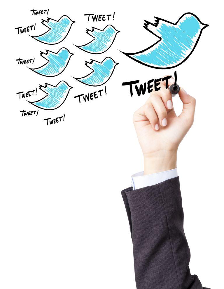Concept of social media sharing
