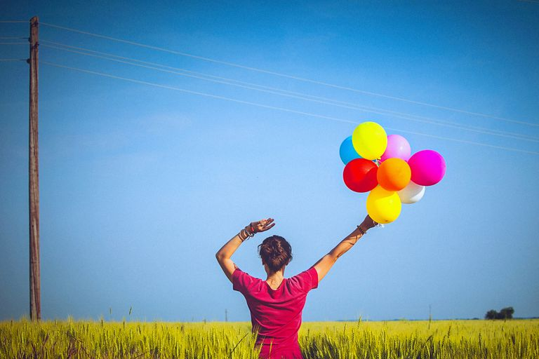 Cheer yourself up on a lonely birthday with these tips.