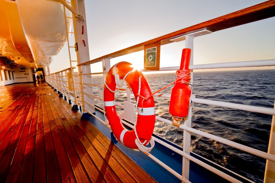 Life boat, preserver and Safety Beacon