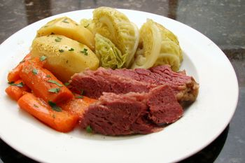 Recipes For Corned Beef And Cabbage And Leftovers