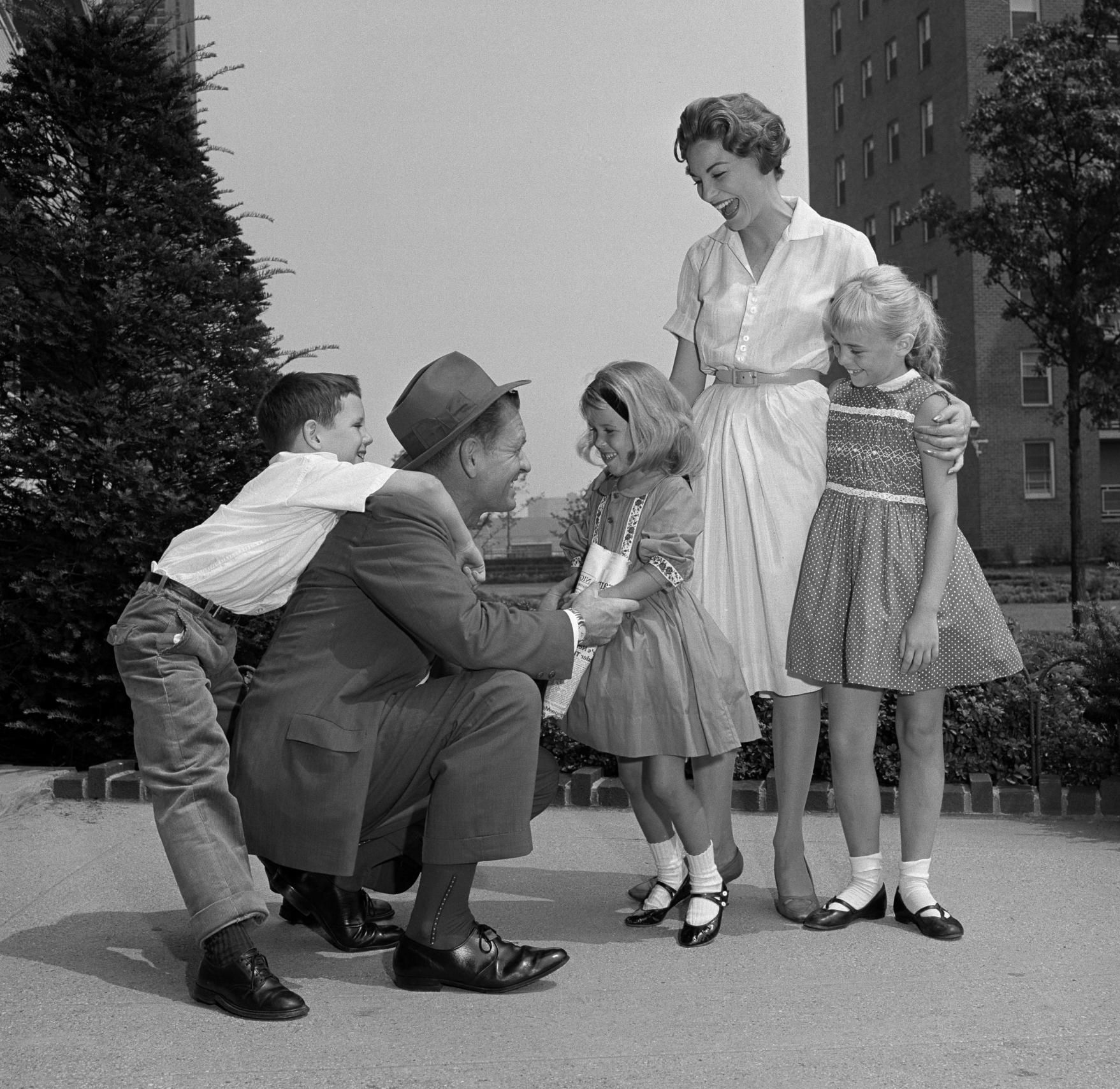 What Does The Father Of The Bride Wear: The History Of Father's Day