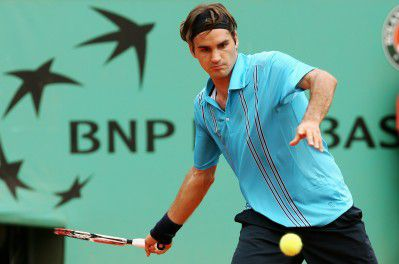 Racquet Face Down on Backswing