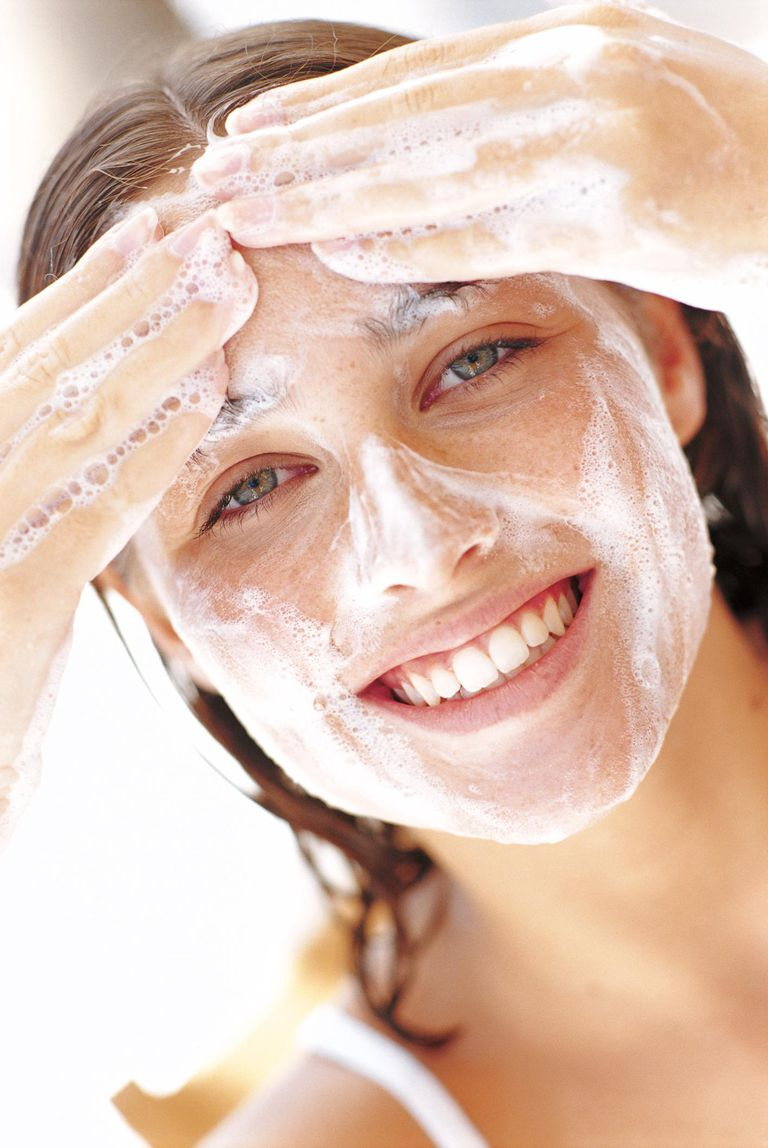 Acne and Dry Skin