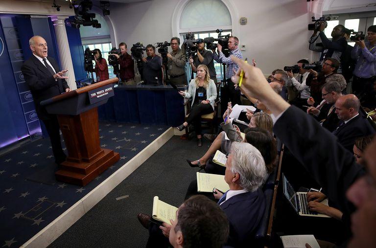 White House Press Corps