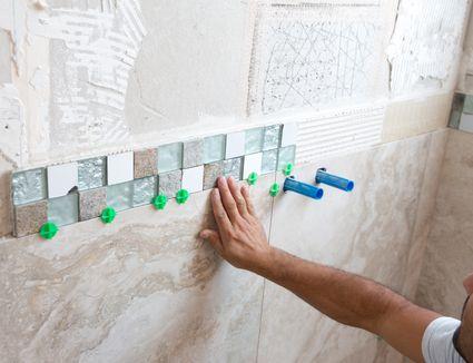 Shower Floor Repair Ceramic Tile