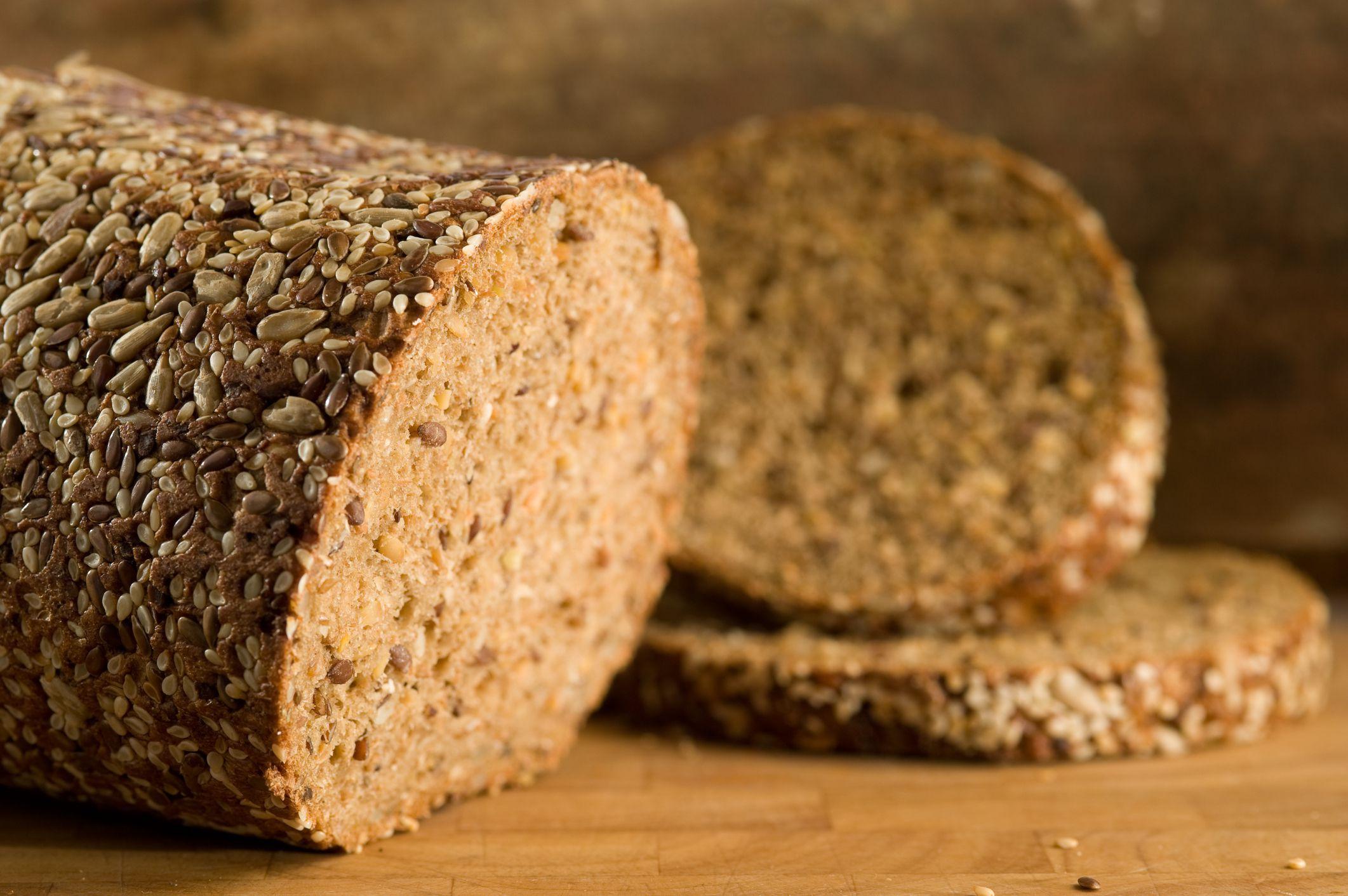 Whole Rye Bread Recipe Vollkornbrot