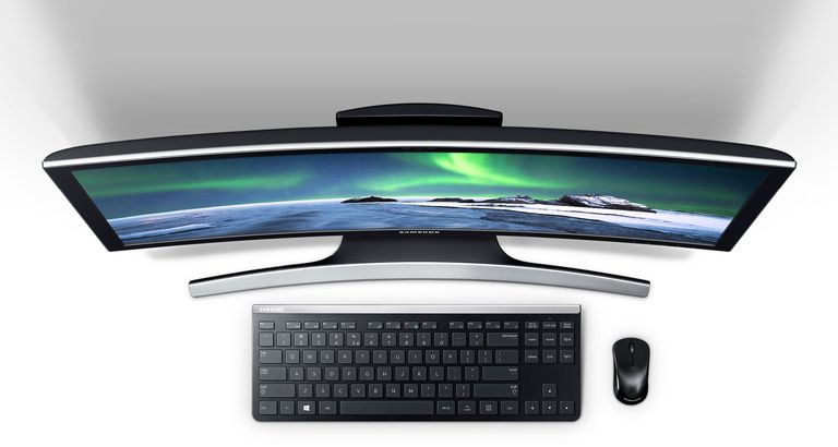 Samsung ATIV One 7 DP7007AK-K01US 27-inch All-In-One PC