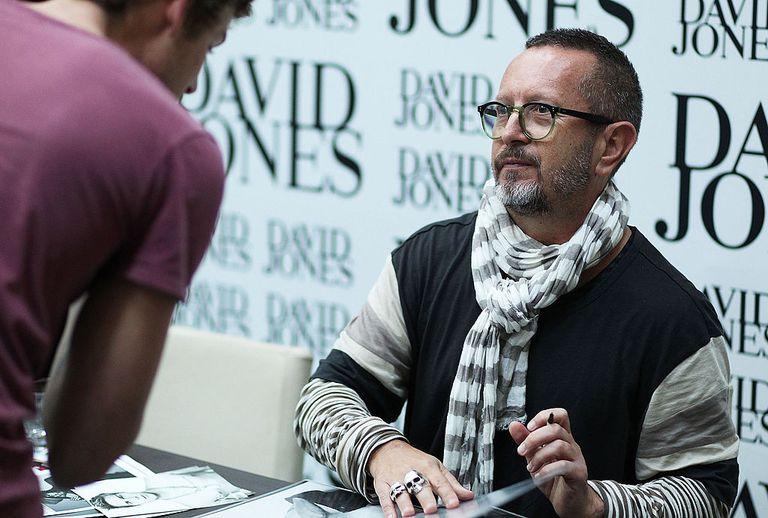 David Jones Season Launch Model Casting