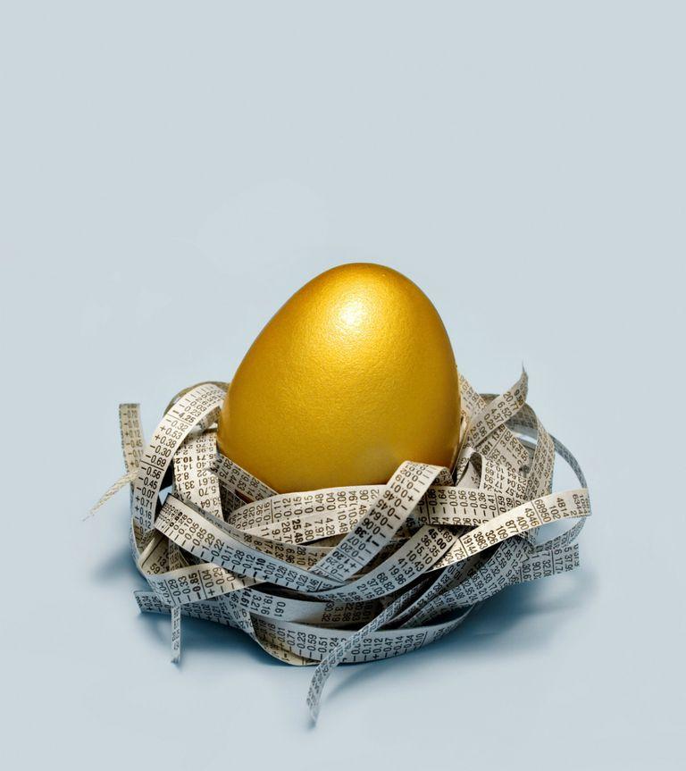 Stock nest egg