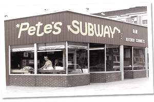 Pete's Subway 1968