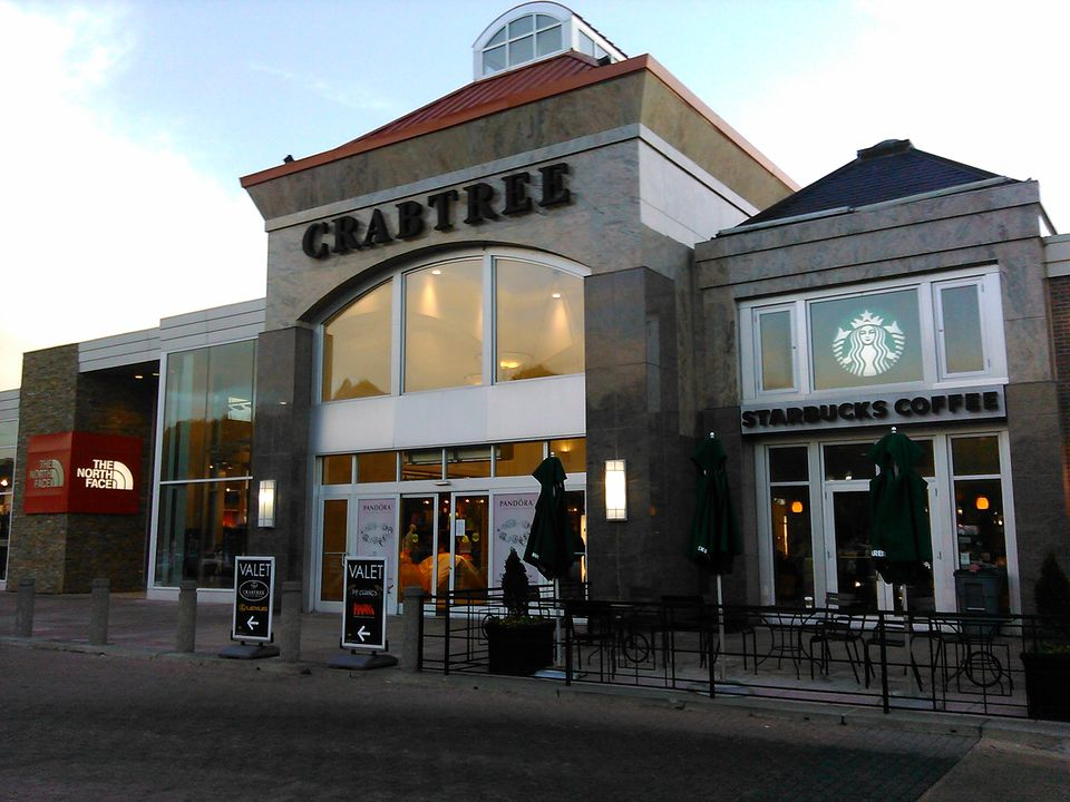 Crabtree Valley Mall of Raleigh, NC