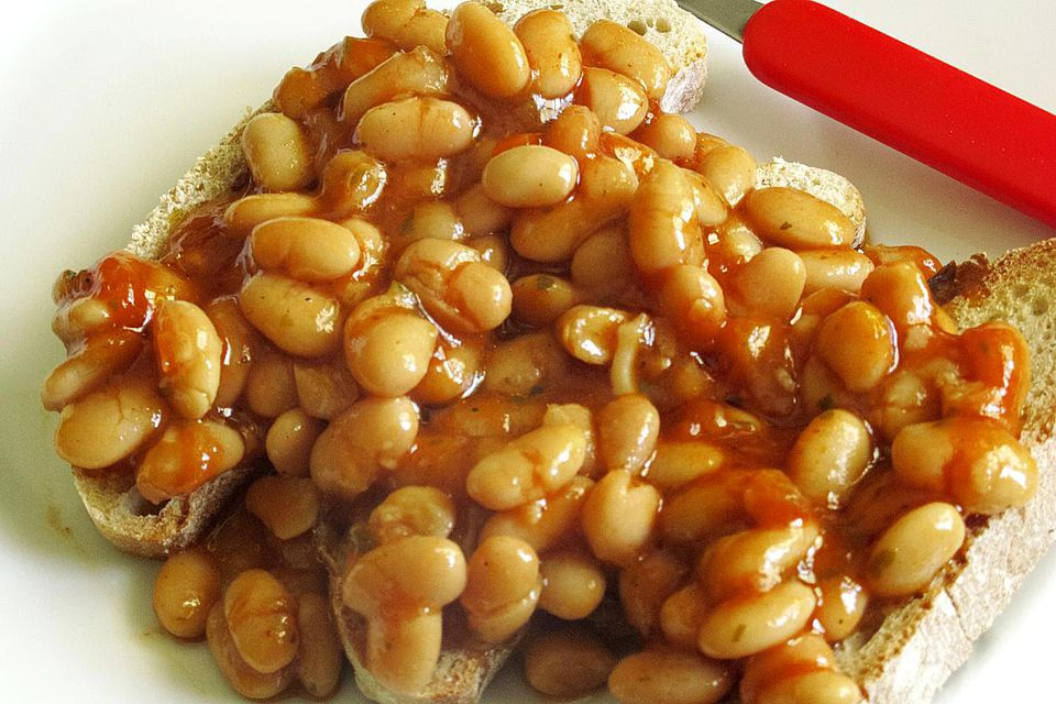 BBQ baked beans from scratch