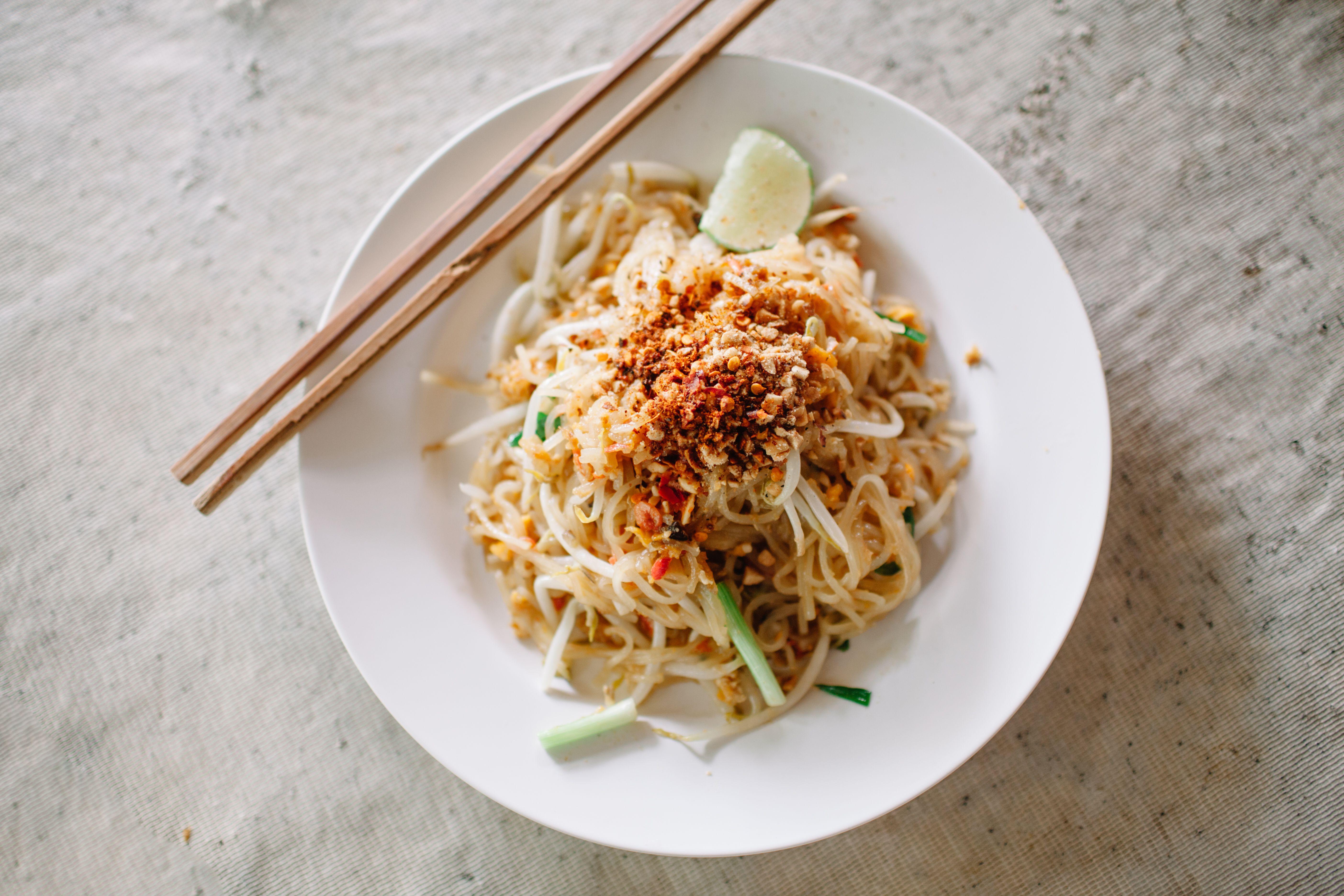 How To Make Restaurant Quality Pad Thai