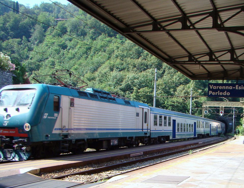 Lake Como is well-connected by rail with other popular destinations in Italy.