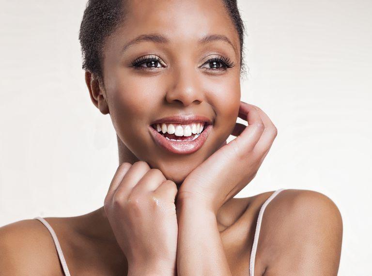 Beautifiul healthy skin