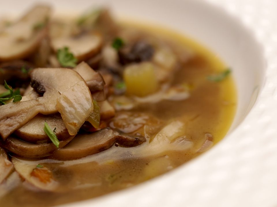 how to make fish with mushroom soup