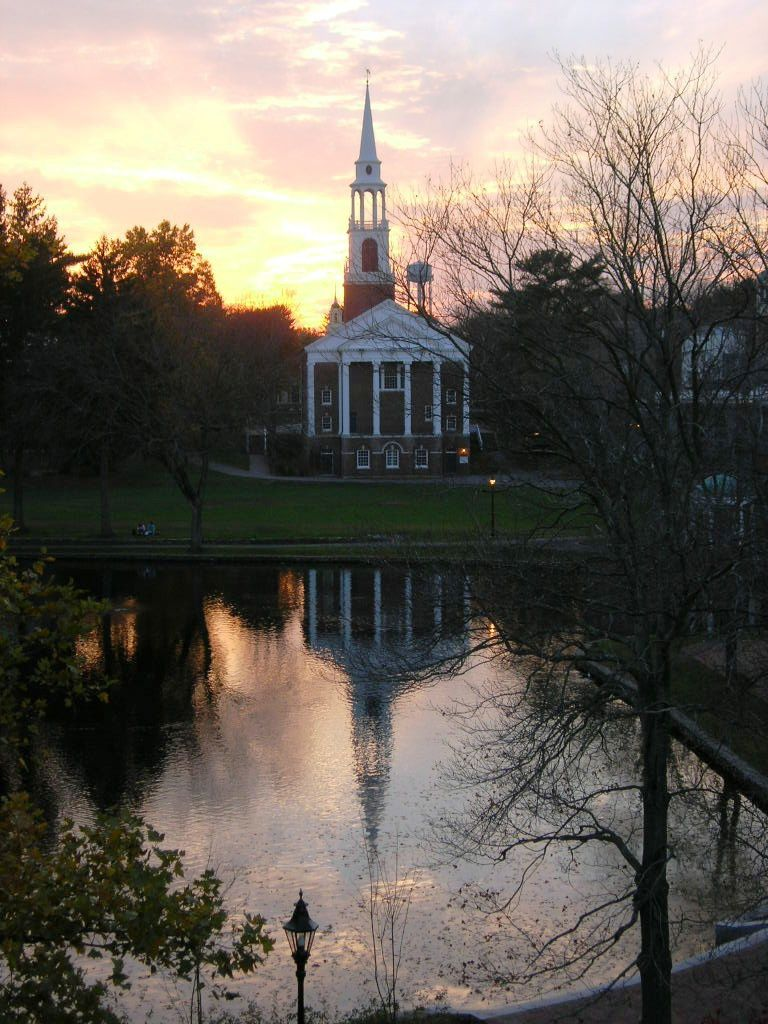Wheaton College Chapel