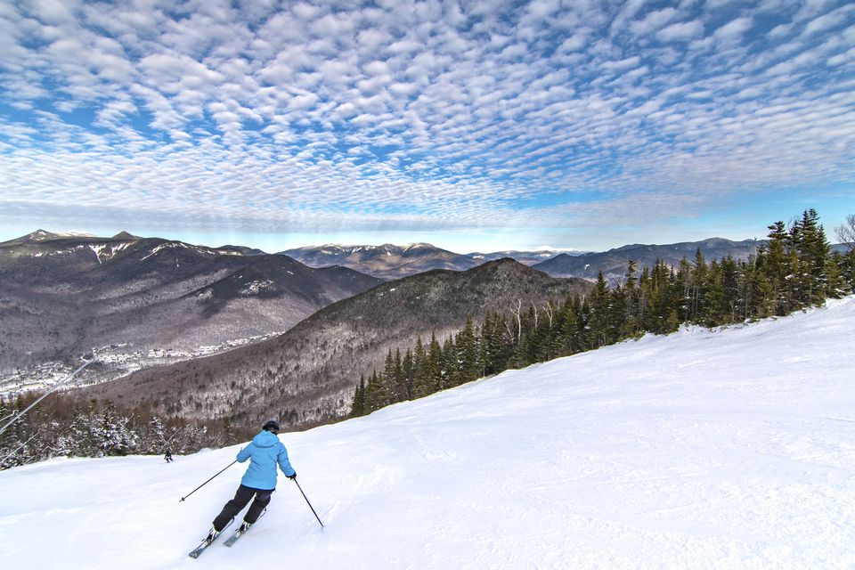 Ski Resort Guide Loon Mountain New Hampshire