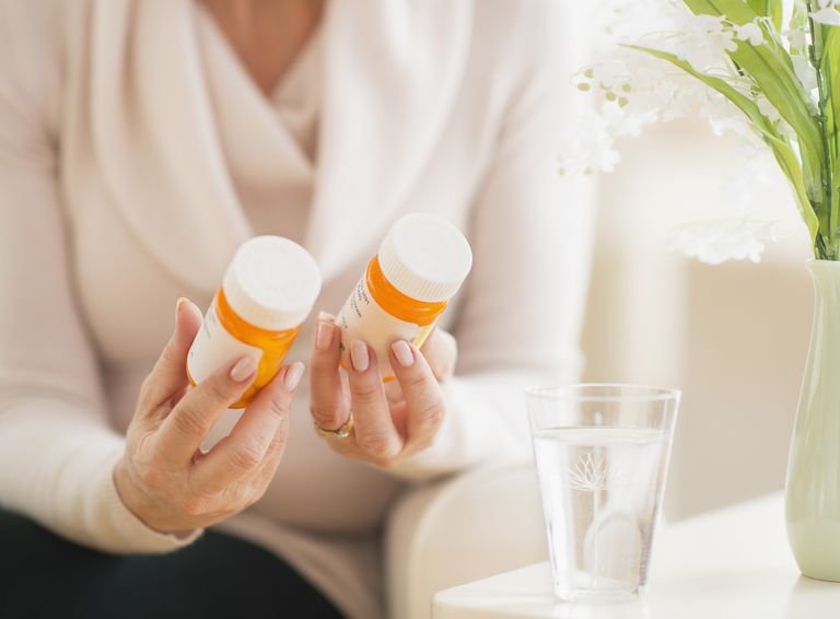 thyroid medication, not taking thyroid medication