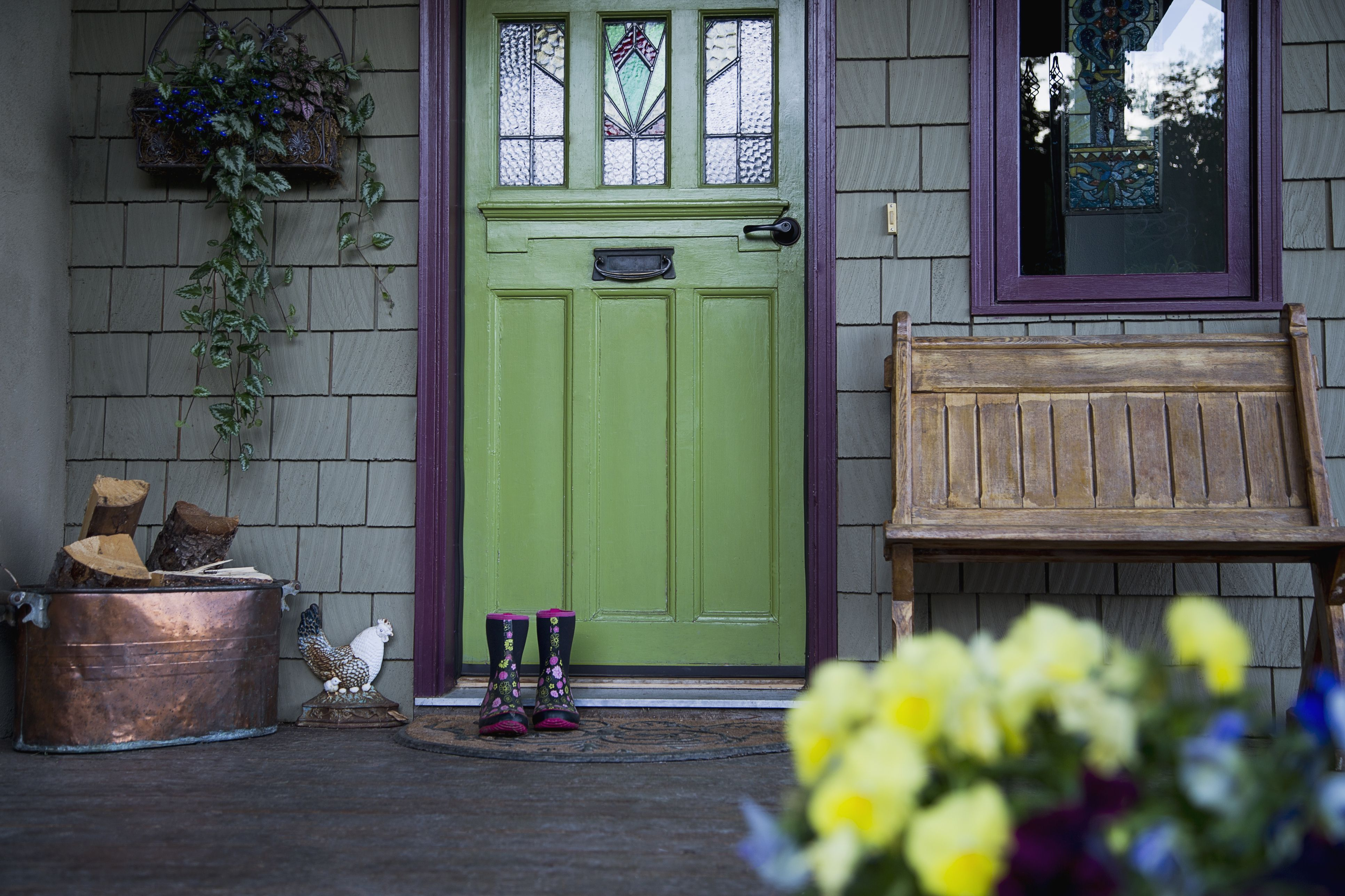 Colors that go well with green and purple - Colors That Go Well With Green And Purple 21