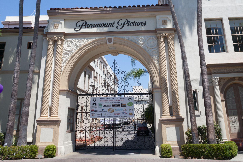 Paramount Studio Tour in Hollywood