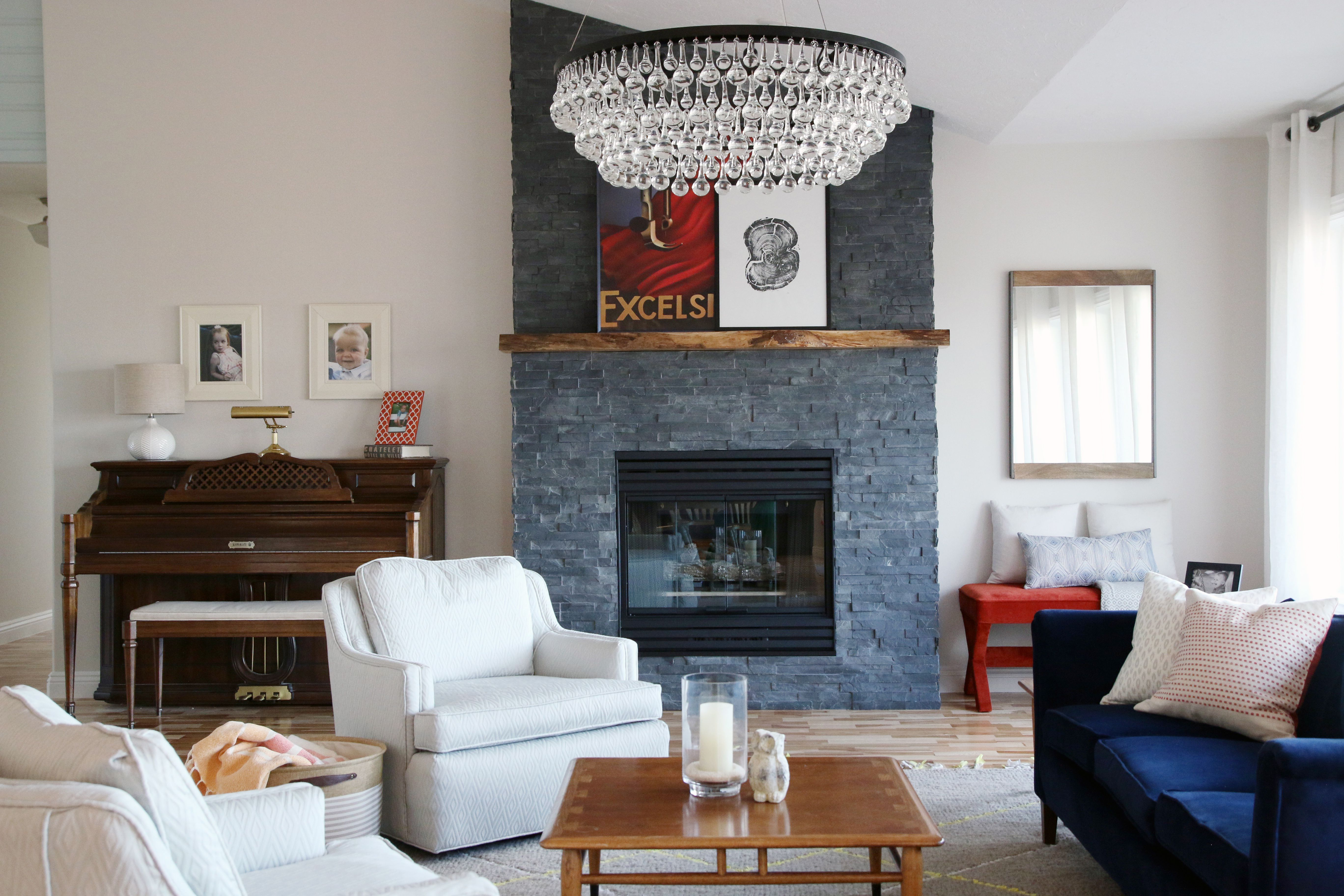18 stunning stone fireplaces for every style