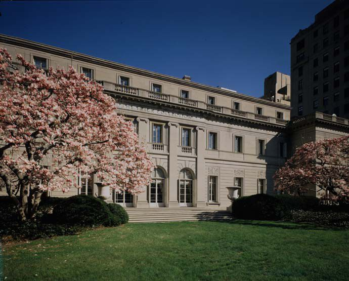 The Frick Mansion
