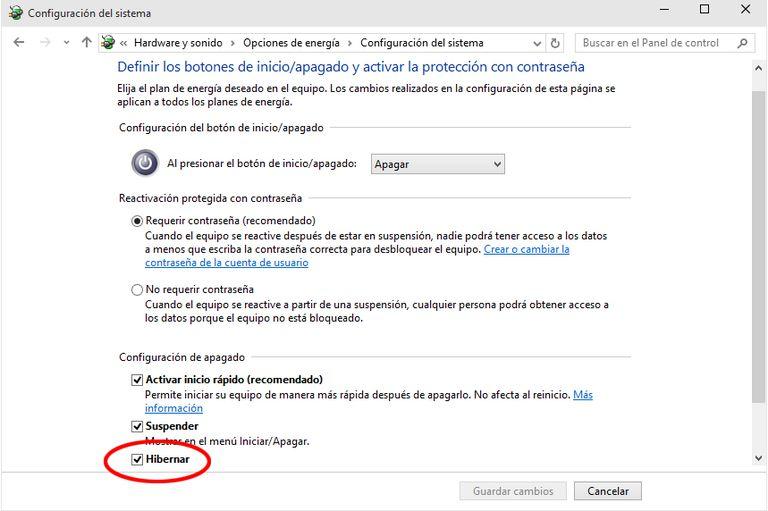 Hibernacion-Windows10