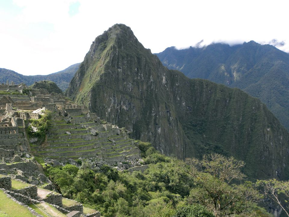 Machu Picchu - Lost City of the Incas in Peru