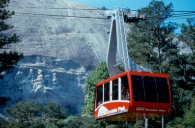 Stone Mountain Park Summit Skyride