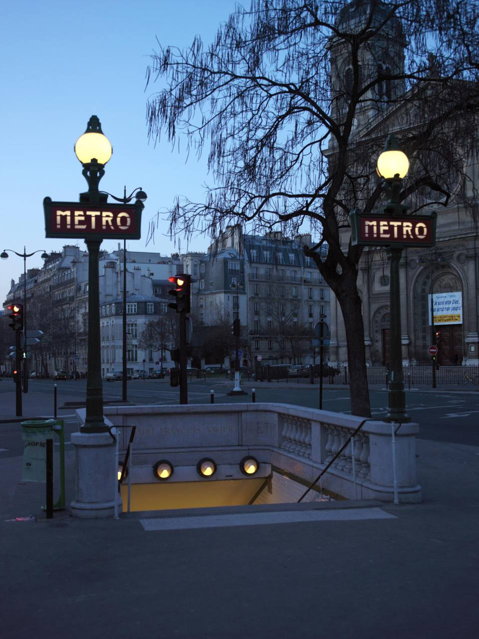 Learning a few basic expressions can help you navigate the Paris metro more smoothly.