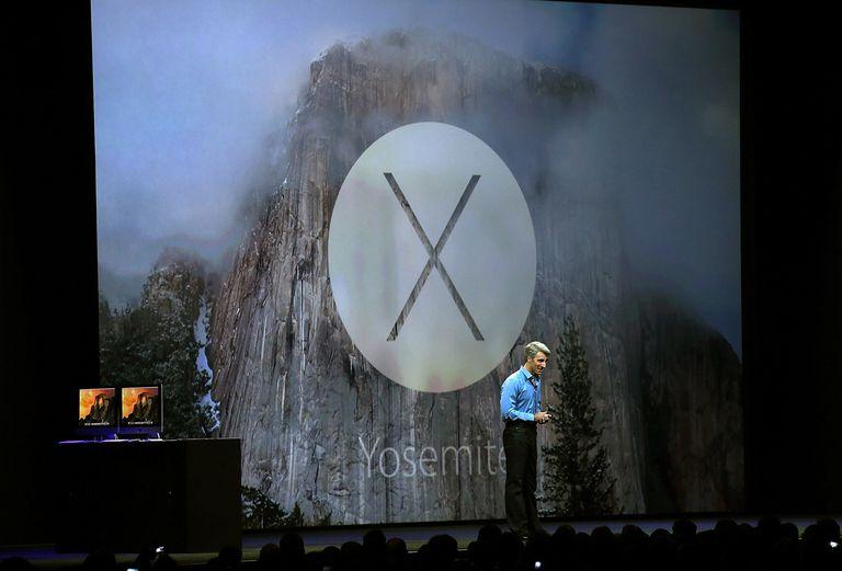 OS X Yosemite Presentation