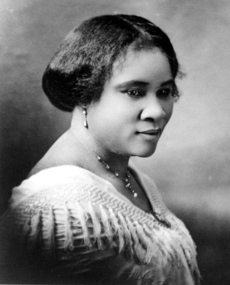 Picture of Madam C.J. Walker