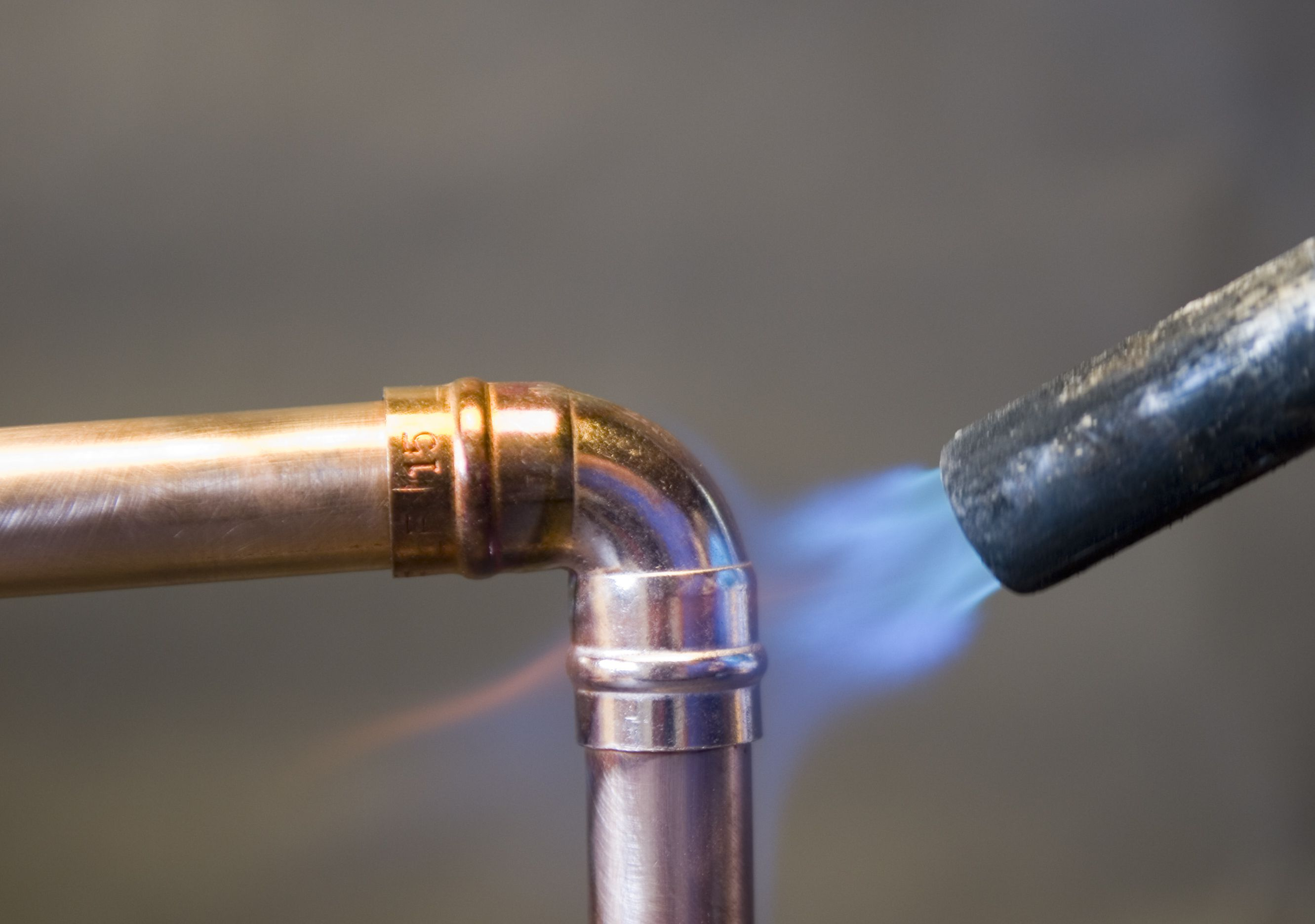 Tools For Soldering Copper Pipe