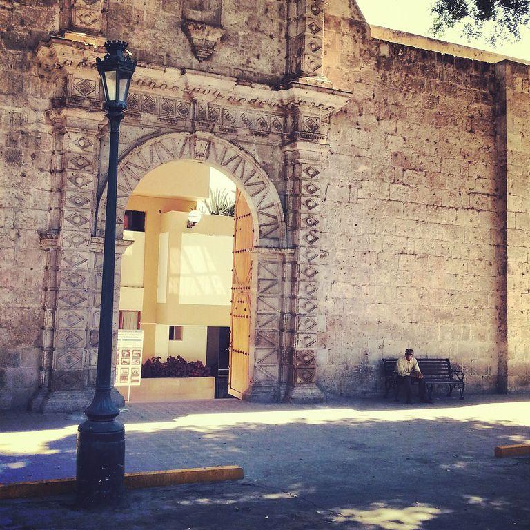 Portico de Moquegua