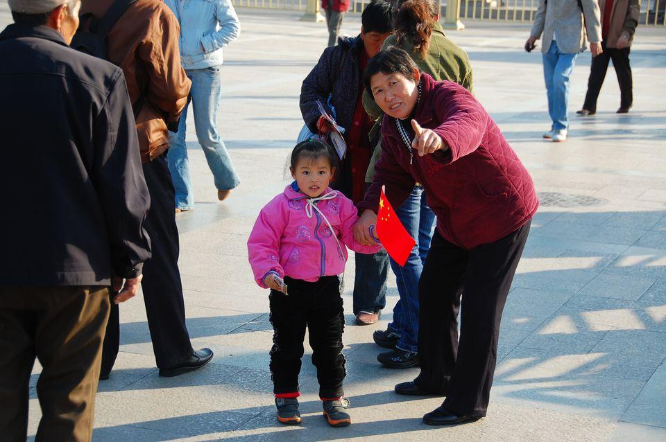 laowai in china