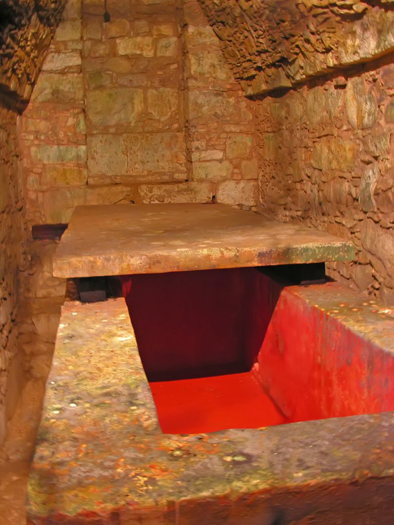 Red Lady Tomb at Palenque