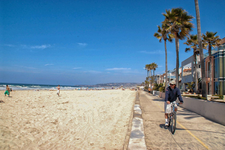 Ocean Beach Bike Rentals San Diego