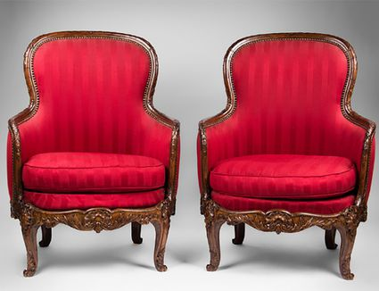 Know Your Upholstered Chair Styles. Antiques - Learn To Identify Antique Furniture Chair Styles