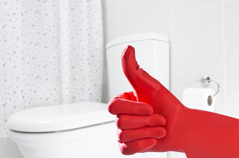 Bleach doesn't actually remove stains. It simply makes them colorless.