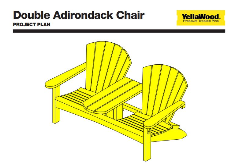 17 Free Adirondack Chair Plans You Can DIY Today