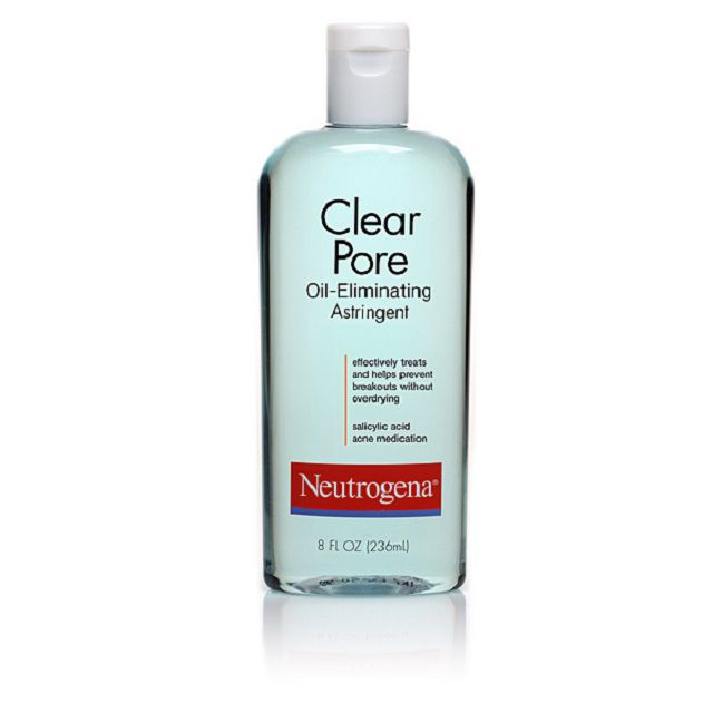 Neutrogena Clear Pore Oil Eliminating Astringent Review