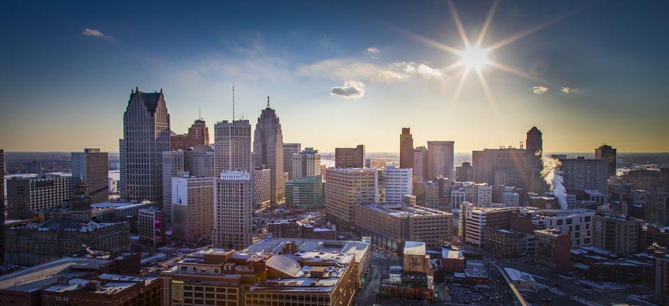 Detroit - into the sun