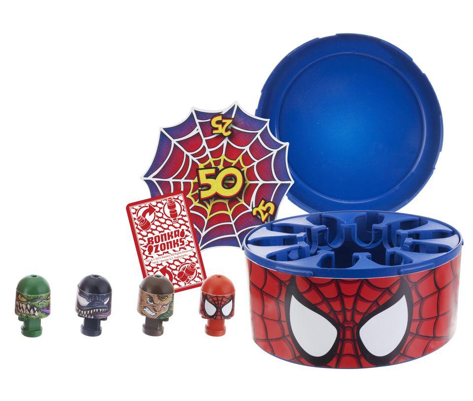 Bonkazonks Face Case - spider-Man