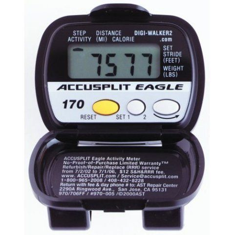 Accusplit Eagle AE170 Pedometer