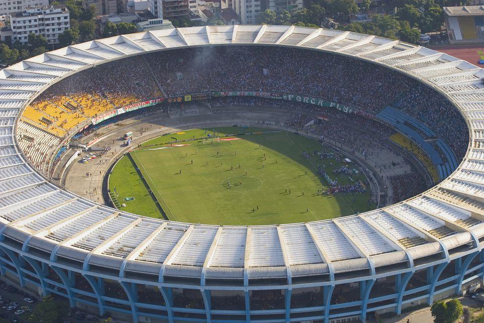 Maracana stadium, RJ, Rio de Janeiro, Brazil
